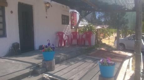 Casa De Veraneo A 1cuadra De La Playa