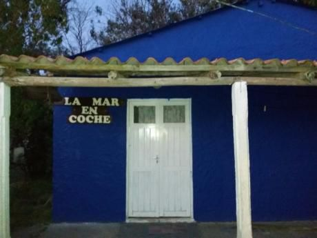 Casa En Alquiler Temporada En Barra De Valizas