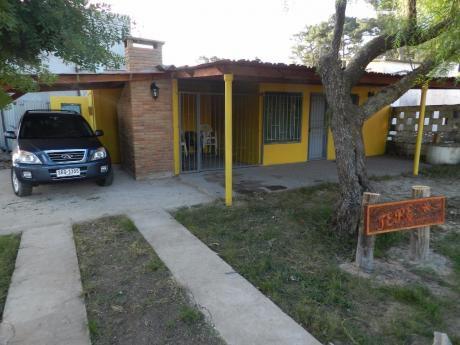 Alquilo Casa En La Paloma Rocha !!!