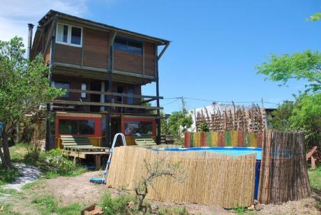 Casa En Punta Negra De 3 Habitaciones Con Vista Al Mar