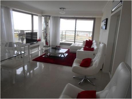 Apartamento En Alquiler 4 Dormitorios