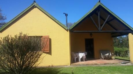 Casa Dos Dormitorios Con Garage