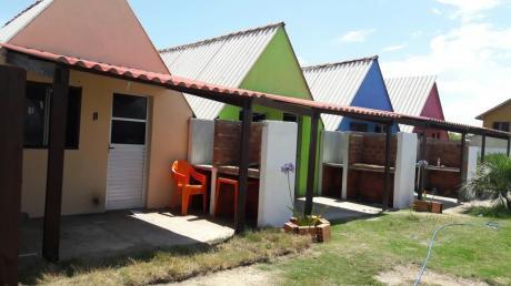 Cabaña En Barra Del Chuy Frente Al Mar Parada 14