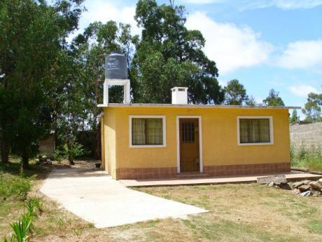 Casa 2 Ambientes Y 2 Dormitorios