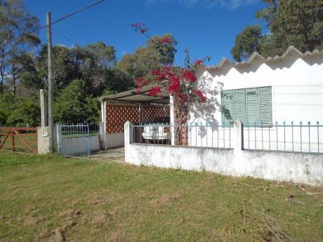 A 5 De Playa Chuy Uruguay  Para 4 Personas Parrillero