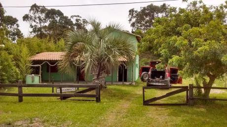 Casa Barra Del Chuy Uruguay Disponible Desde 29/1