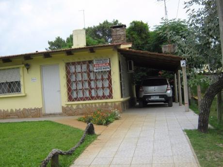 Casa 3 Dorm Con Opcion A Un Cuarto En Barbacoa Para 4 Mas