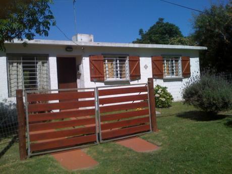 Alquilo Casa 3 Dor. A 2 Cuadras De La Playa