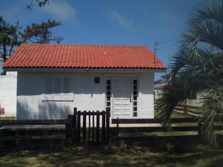 Casa En Alvorada Barra De Chuy ,brasilera