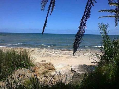 Cabaña Excelente Ubicaciòn, 4 De La Playa!! Libre Enero !!