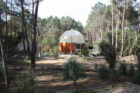 Casa Domo, Sagradas De La Paloma