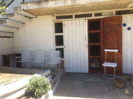Casa 1 Dorm, Baño Y Cocina