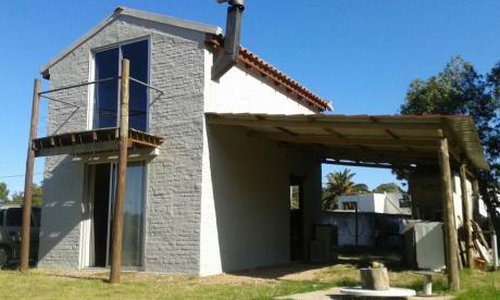 Casa 2 Plantas Sauce De Portezuelo. Alquiler Fin De Semana Y