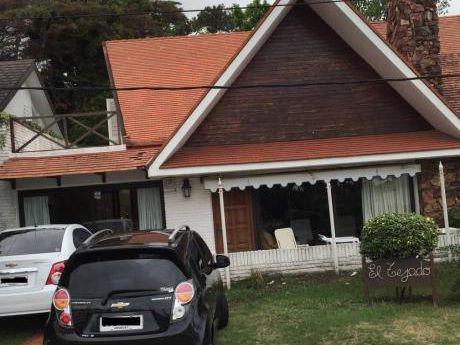 Alquiler Casa Punta Del Este (a Dos Cuadras De La Playa)