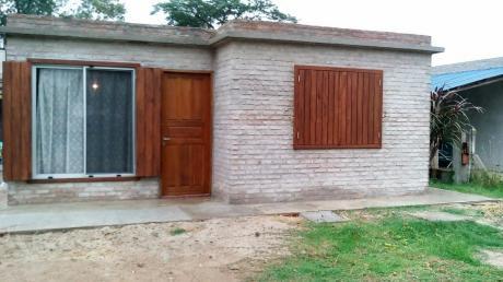 Alquilo Casa A Estrenar En Parque Del Plata Sur