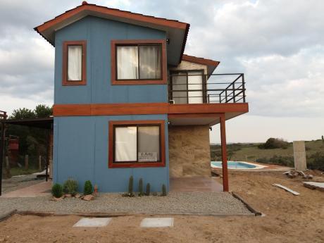 Casas En Alquiler Frente Al Mar Con Piscina