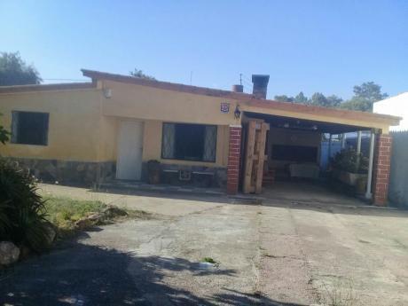 Alquilo Casa En Parque Del Plata Sur