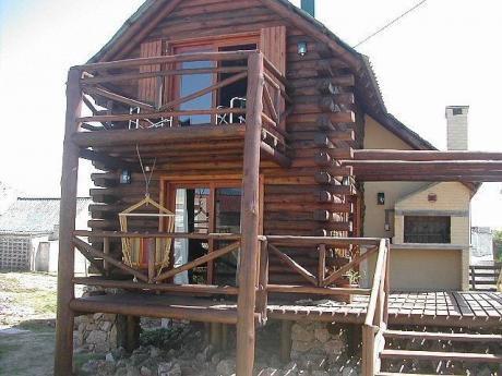 Hermosa Cabaña En La Paloma
