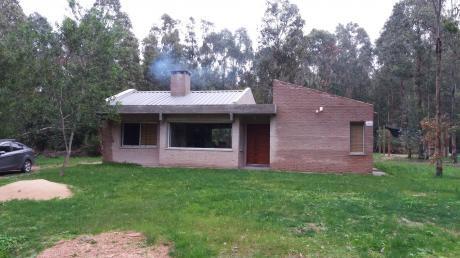 Excelente Casa En Bella Vista, Piriápolis. Nueva