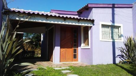 Alquilo Casas En Barra De Chuy- Barra Do Chui