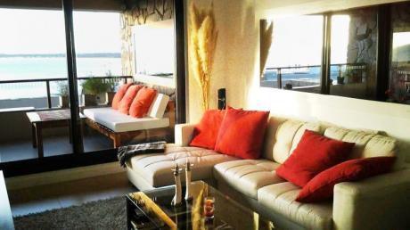 Apartamento En Punta Del Este, Con Vista A Los Atardeceres De Punta Ballena