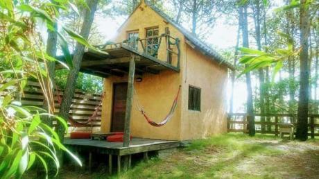 Punta Del Diablo,cabaña 4/5 Personas