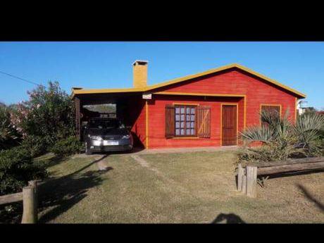 Muy Linda Casa En Barra Del Chuy