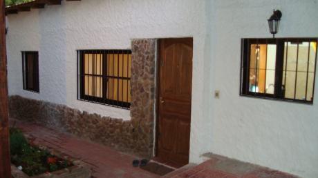 Chalet A Nuevo De 2 Dormitorios  Bano  Aa Parrill Bq Parque