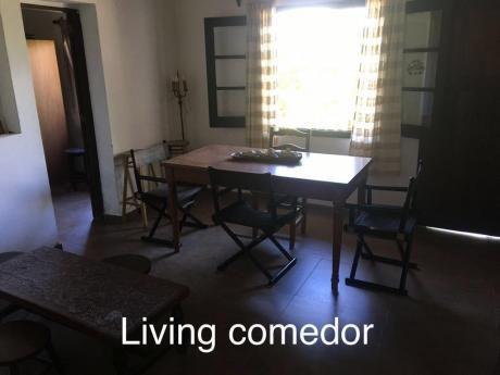 Casa De 2 Dormitorios A 1 Cuadra Del Mar