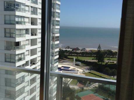 Lujoso Apartamento En Punta Del Este