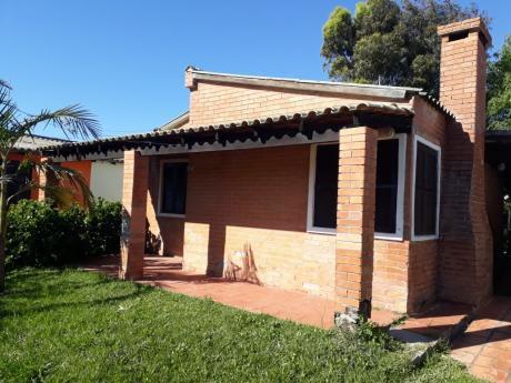 Alquilo Casa En Alvorada - Barra Del Chuy -brasil