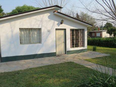 Casa En Baneario Bella Vista Maldonado
