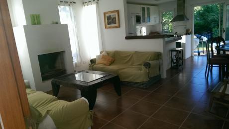 Divina Casa En Zona El Tesoro, Barra De Maldonado