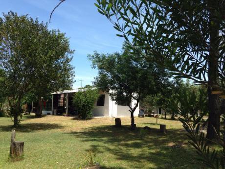 Casa En Gran Parque Arbolado, Guazuvirá Nuevo (km 57), 7 Cuadras De La Playa