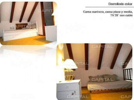 Casa San Rafel 6 Dormitorios