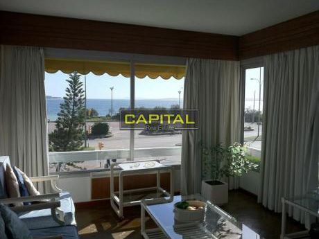 Apartamento Ters Dormitorios Playa Mansa