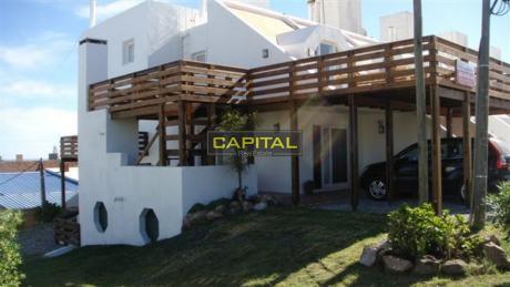 Apartamento La Barra 3 Dormitorios Con Parrillero