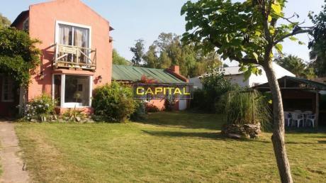 Casa En El Tesoro - La Barra - Oportunidad 4 Dorm.