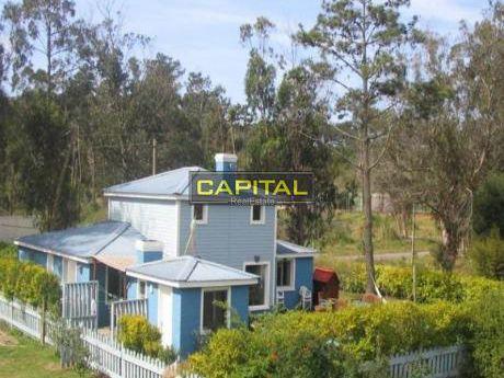 Casa La Barra Punta Del Este + 3 Dormitorios