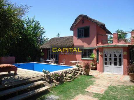 Casa En Alquiler El Tesoro - La Barra De Punta Del Este