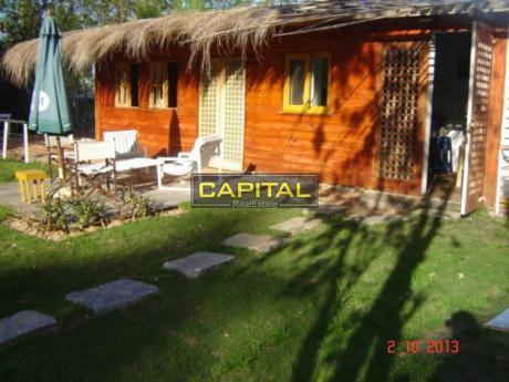 Cabaña En Venta, La Barra, Oportunidad!!