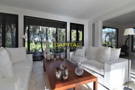 Casa En Laguna Blanca Barrio Privado + Manantiales Punta Del Este