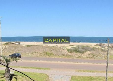 Muy Linda Casa En Primera Línea Del Mar - Montoya