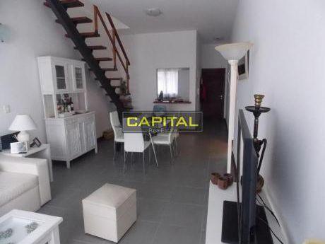 Apartamento Dos Dormitorios Parrillero Propio Manantiales