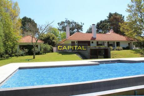 Casa Rincon Del Indio - Punta Del Este 6 Dormitorios