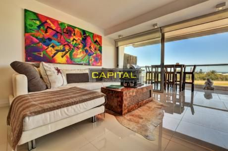 Bikini Beach Manantiales + 2 Dormitorios  + Moderno Con Vista Al Mar