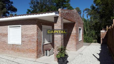 2 Casas En Alquiler Anual En El Tesoro, La Barra