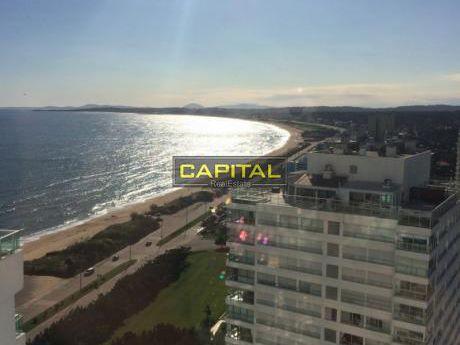 Torre Aquarela Punta Del Este  + 4 Suites + Dependencia