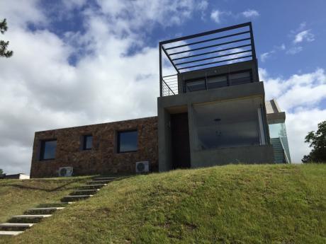 Casa Construida 2017 Hermosa Vista El Mar