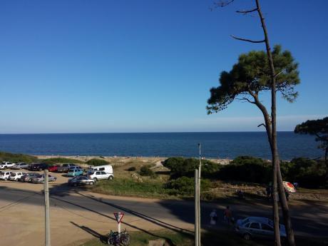 Frente Al Mar En Atlantida En Rambla Tomas Berreta, Esquina 3b ( Fabian 1 )